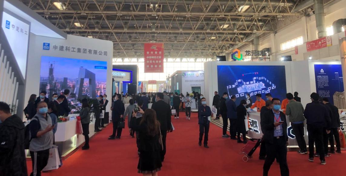 中国住博会精彩演绎建博会